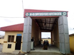 Oko-Oba Centre is one of the ten LACVIS centres fully operational
